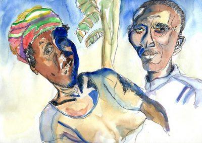 Rwanda - People