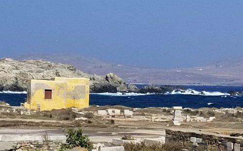 On the Island of Delos